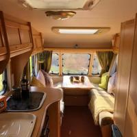 St.Ives Caravan (wild campsite)