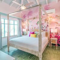 Boardwalk Boutique Hotel Aruba, hotel in Palm-Eagle Beach