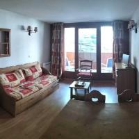 Appartement Valloire, 2 pièces, 4 personnes - FR-1-263-412