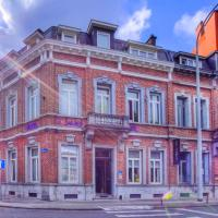 Hotel St James, hotel in Mons
