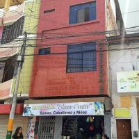 Guest House Tumbes, hotel near Capitan FAP Pedro Canga Rodriguez Airport - TBP, Tumbes
