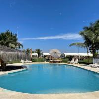 Hotel Hacienda Guamito, hotel near Capitan FAP Pedro Canga Rodriguez Airport - TBP, Puerto Pizarro