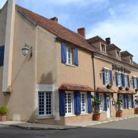 L'auberge Des Sources、Druyes-les-Belles-Fontainesのホテル