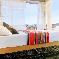 Uros Amaru Marka Lodge, hotel in Uros