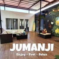 Jumanji, hotel en Parrita