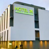 Hotel 3K Porto Aeroporto, hotel in Maia