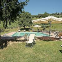Sieci Villa Sleeps 7 Pool Air Con WiFi, hotell i Molino del Piano