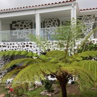 Moradia das Flores Terra Chã, hotel in Lomba