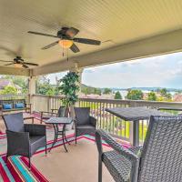 Logan Martin Lake Condo with Pool and Lake Access, hotel in Talladega