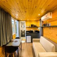 Cabana Container na Montanha - Instagram @vivaexpy