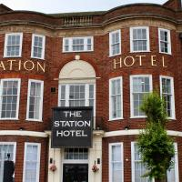 The Station Hotel and Banqueting, hotel in Dudley