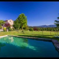 Villa in Sant Agusti de Llucanes Sleeps 20 includes Swimming pool