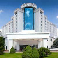 Ikbal Thermal Hotel & Spa Afyon, hotel in Afyon