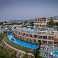 Panorama Hotel - All Inclusive, hotell i Kalamaki