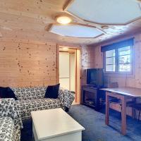 2 bedrooms near skilift station of Médran WIFI