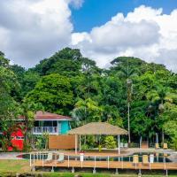Tortuga Lodge & Gardens