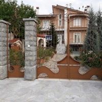 Vila Shameti, hotel in Korçë