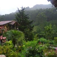 casa sol y montaña, hotel in Jardin