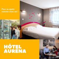 Hotel Aurena, hotel in Aurillac