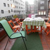 Apart 2 terrazas para 4 personas Bilbao centro