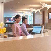 Sama Sama Express klia2 (Airside Transit Hotel), hotel near Kuala Lumpur International Airport - KUL, Sepang