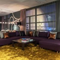 Quality Hotel Globe, hotell i Stockholm