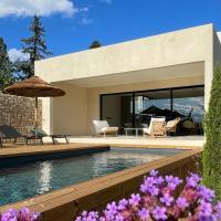 Les Loges en Provence - Villa Contemporelle, hotel in Pujaut