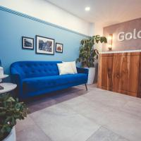 Golden Hotel, hotel em Quevedo
