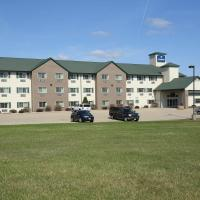 Boarders Inn & Suites by Cobblestone Hotels - Shawano, hotel in Shawano