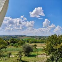 Casapaletti Country House, hotell i Alfiano Natta