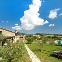 Locazione Turistica Tenuta Decimo, hotell i Castel San Gimignano