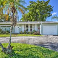 Tranquil Home, 12 Mi to Fort Lauderdale Beach, hotel in Sunrise
