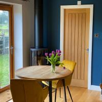 Sawley in the Forest of Bowland - cosy cottage.