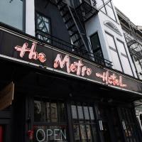 The Metro Hotel, hotel in San Francisco