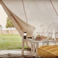 Cosy 4m Bell Tent- Sleeps 3