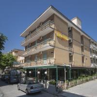 Hotel Gemini, отель в Римини