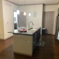Spacious Lux 1 bed, hotel in Houston