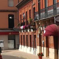 Los Balcones del Camino, hotel in Sahagún