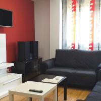 Apartamento amplio y luminoso, hotel cerca de Aeropuerto de Logroño - Agoncillo - RJL, Logroño