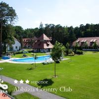 Abbazia Country Club superior, hotel Nemesnépen