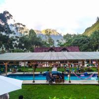Mama Tungu hostel, hotel em Baños