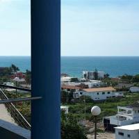 Punta blanca vista al mar, hotel em Santa Elena