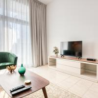 New Furnished Beautiful Spacious Apt with Balcony