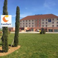 Comfort Hotel Dijon Sud - 21600 LONGVIC, hotel en Dijon
