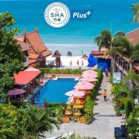 Sunrise Resort- Koh Phangan - SHA Plus, hotel in Haad Rin