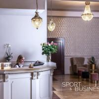 Hotel Cristal Park, hotel en Dąbrowa Tarnowska