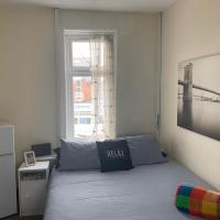 Comfy Double Room close to the Station