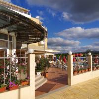 Hotel Plamena Palace, hotel in Primorsko