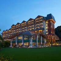 Resorts World Sentosa - Equarius Hotel (SG Clean), hotel in Sentosa Island, Singapore