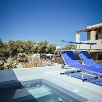 Studio Kocis, hotel near Santorini International Airport - JTR, Monolithos